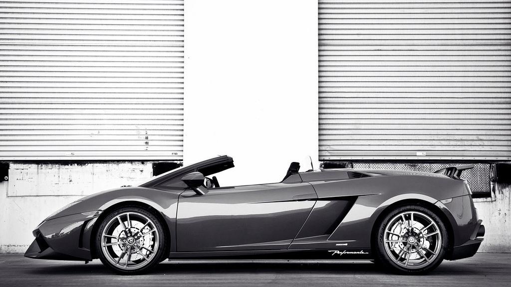 Lamborghini Gallardo Spyder Performante LP570-4 gallery by Jordan Shiraki