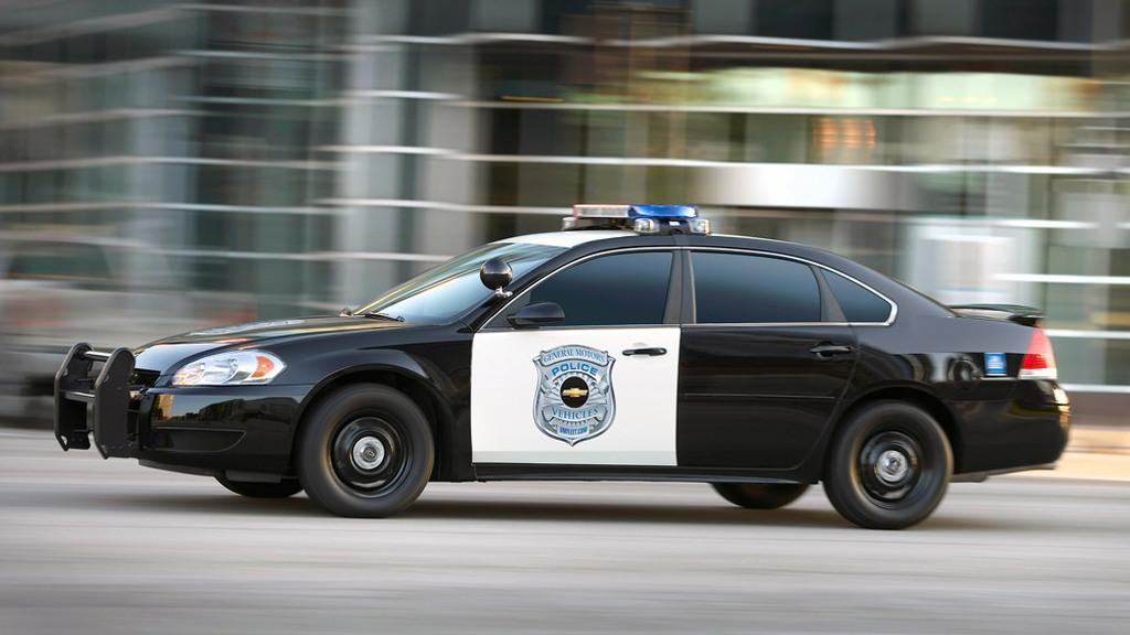 2012 Chevrolet Impala Police