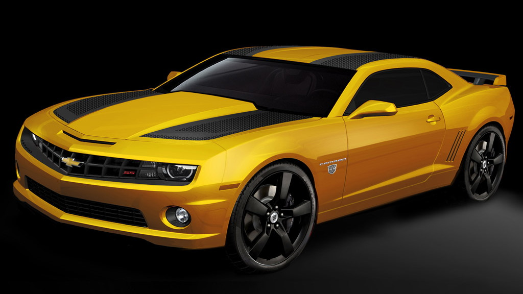 2012 Chevrolet Camaro Transformers 3 Special Edition