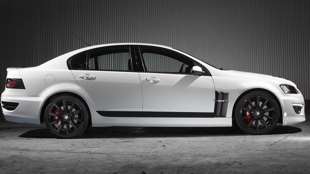 HSV Black Edition range