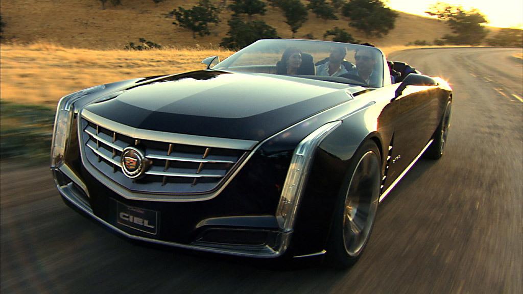 2011 Cadillac Ciel Concept