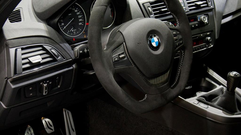2012 BMW 1-Series Hatchback BMW Performance Concept