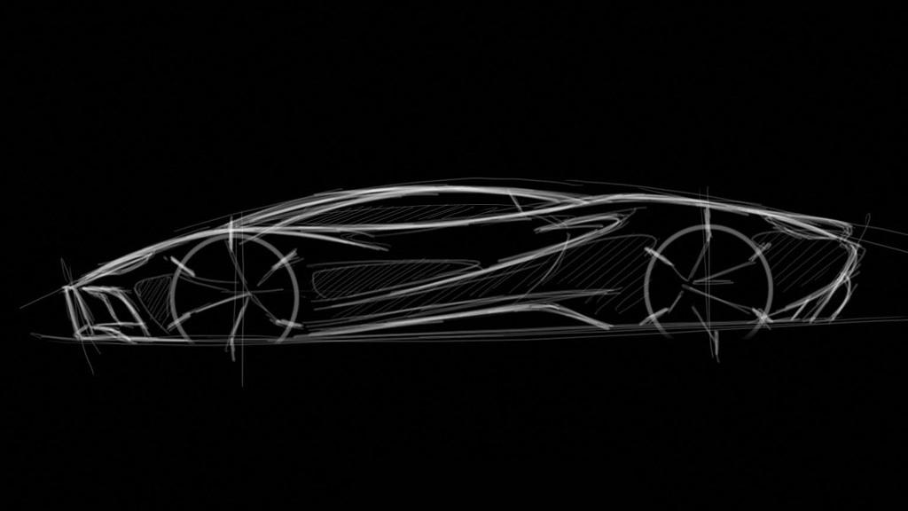 Eterniti teasers new supercar