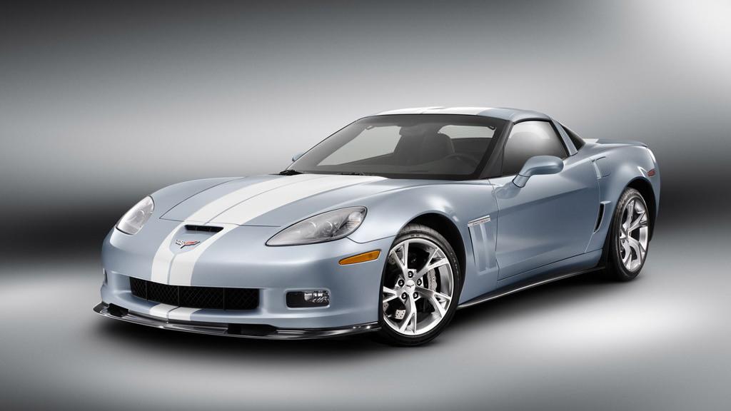 2011 Chevrolet Corvette Carlisle Blue Grand Sport Concept