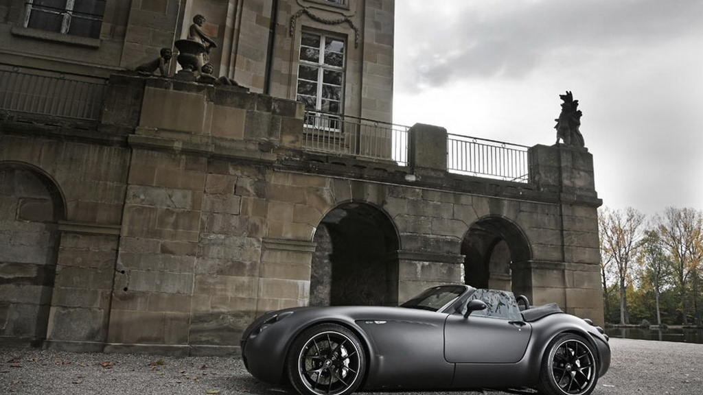 Wiesmann Roadster MF5 Black Bat by SchwabenFolia