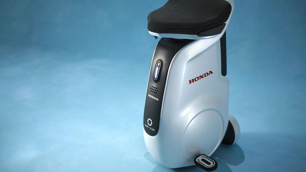 Honda UNI-CUB personal mobility device