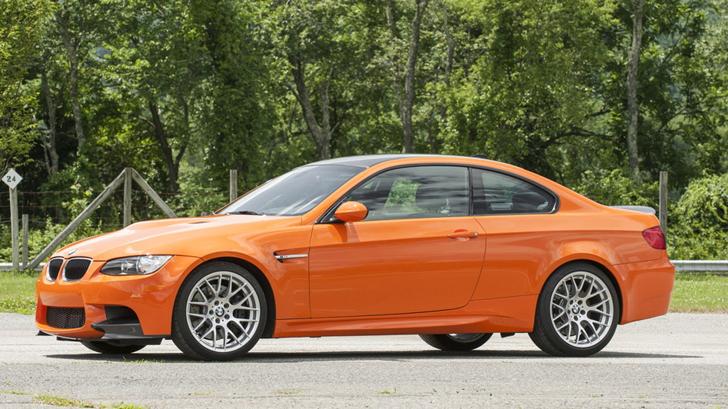 2013 BMW M3 Lime Rock Park Edition