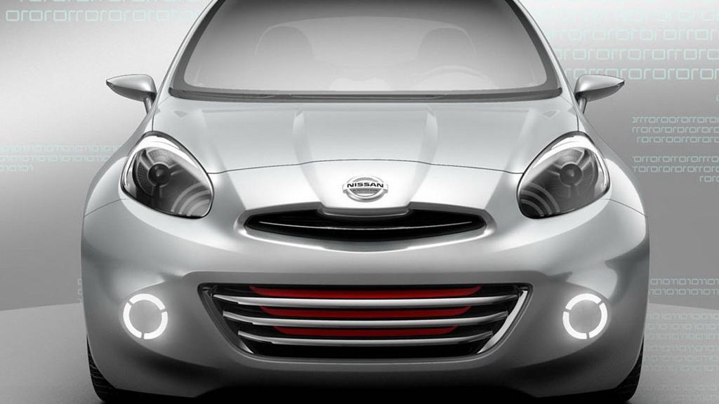 2011 Nissan Compact Sport Concept