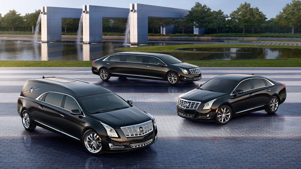 2013 Cadillac XTS livery range