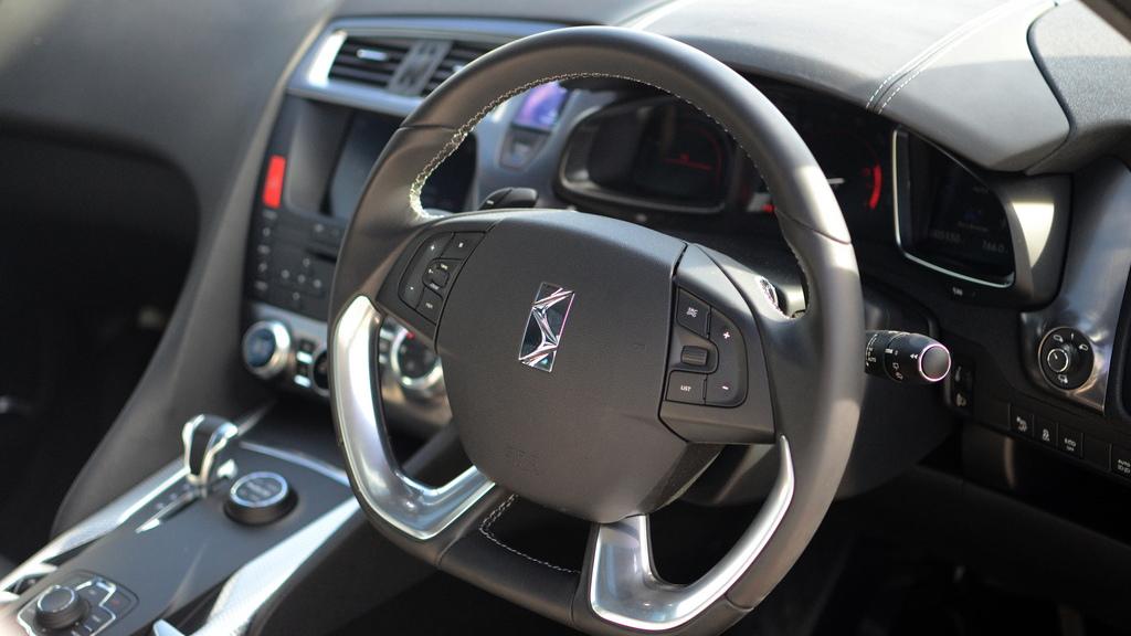 Citroen DS5 Hybrid