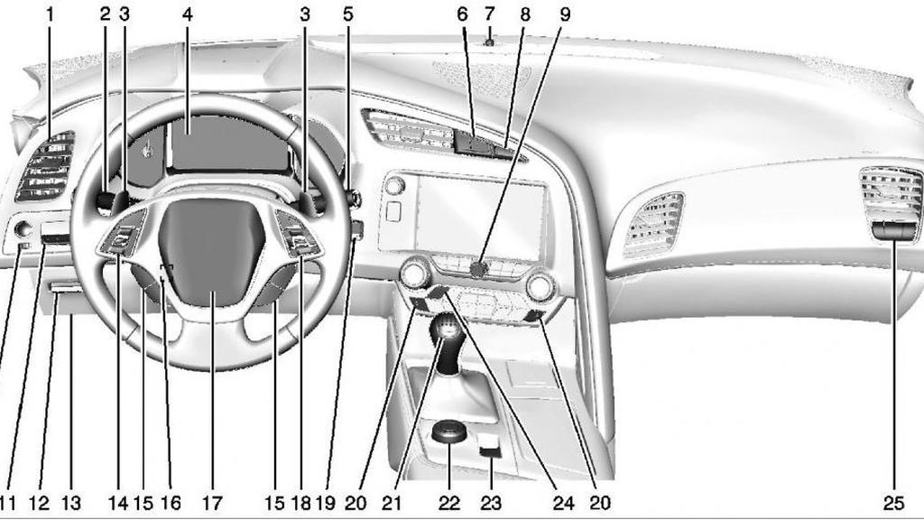 Rendering alleged to be of the 2014 Chevrolet Corvette (C7) - Image via Corvette Forum