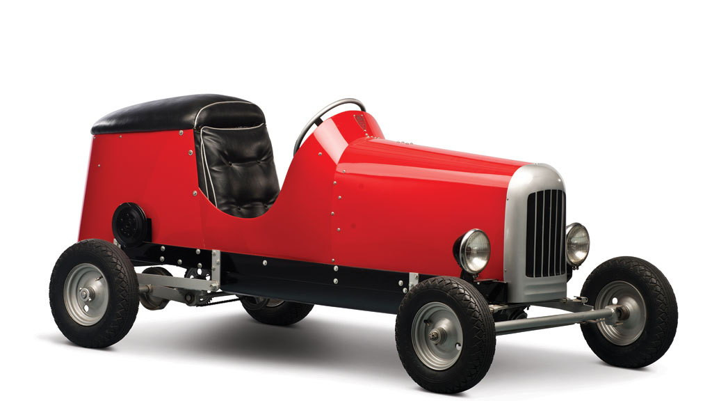 1949 King Midget Series 1 from the Bruce Weiner Microcar Museum [Photo: RM Auctions]