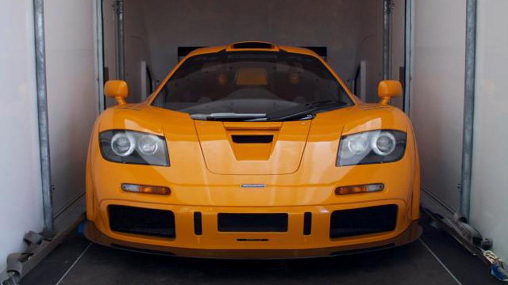 1995 McLaren F1 LM prototype