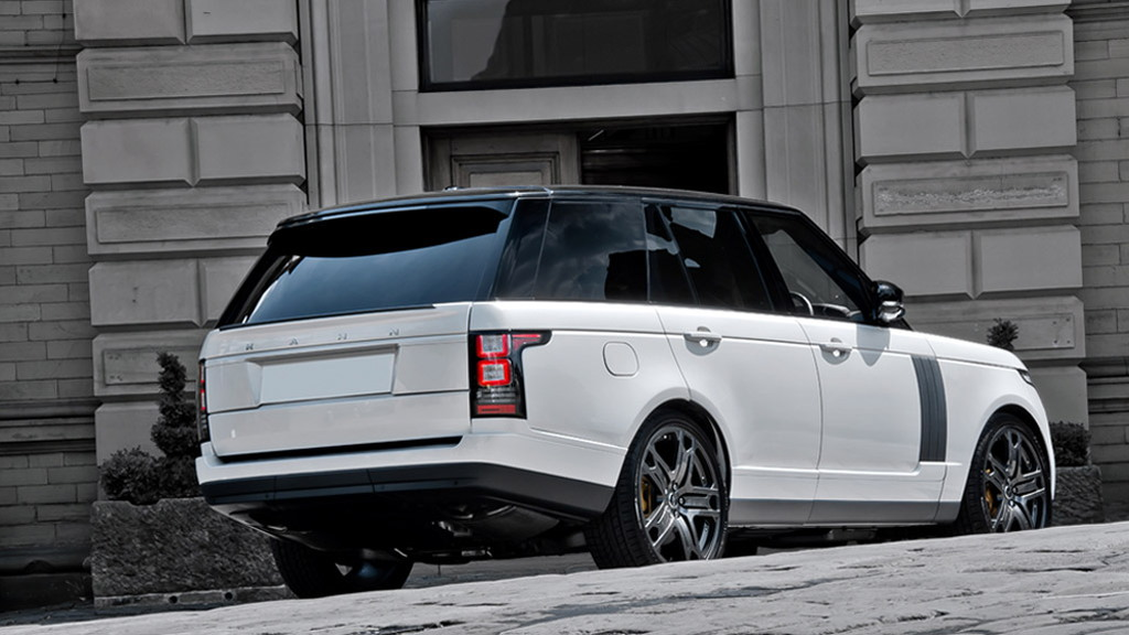 2013 Land Rover Range Rover by A. Kahn Design