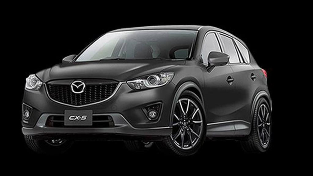 Mazda CX-5 Mazda Design concept, 2014 Tokyo Auto Salon