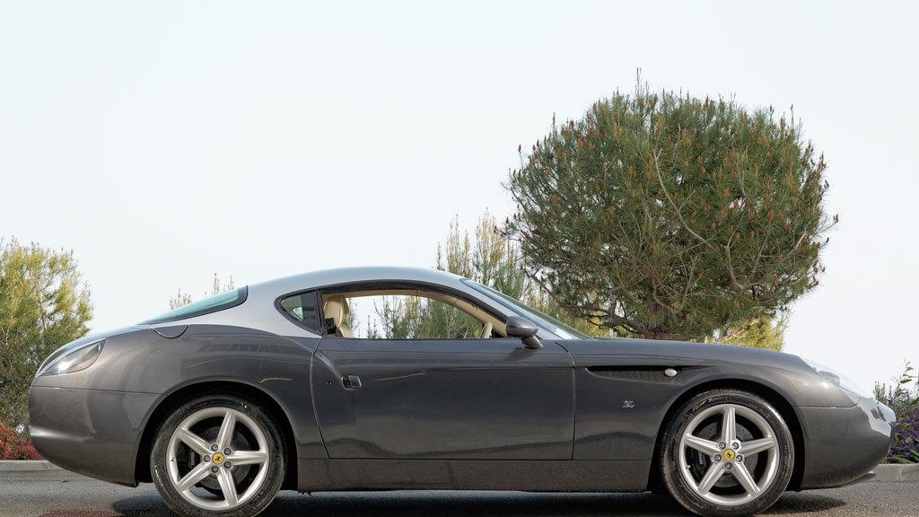 2006 Ferrari 575 GTZ by Zagato (Image: RM Auctions)