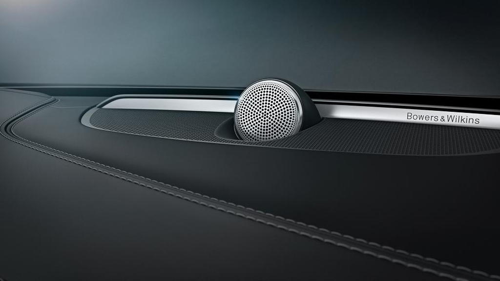Volvo XC90 Bowers & Wilkins audio system