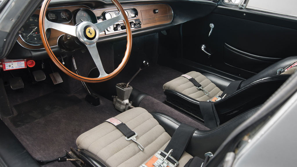 1965 Ferrari 275 GTB/C Speciale (Images: RM Auctions)