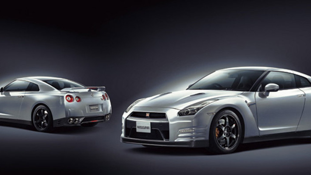 2015 Nissan GT-R Track Edition by NISMO (Japanese spec)