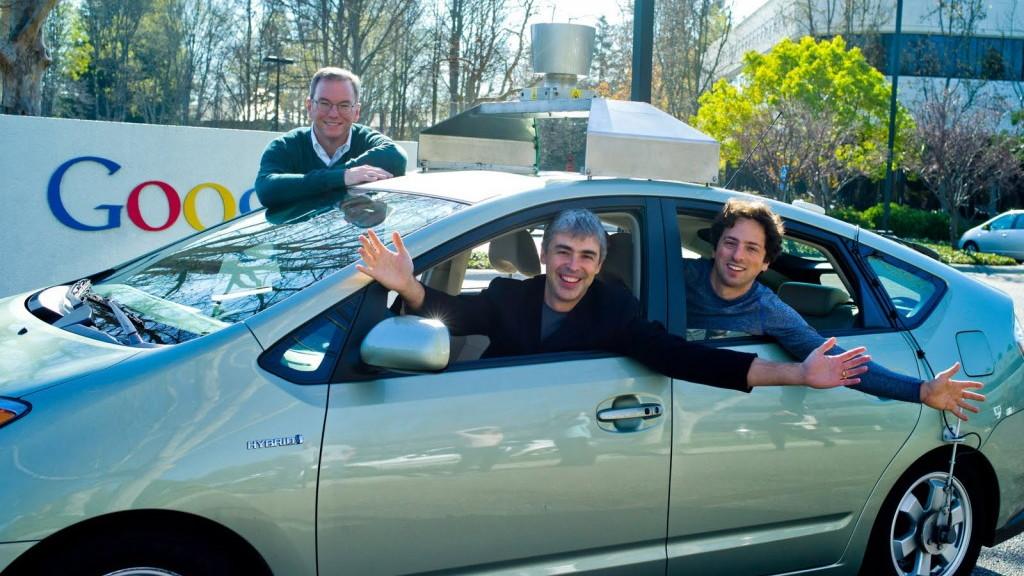 Google's Self-Driving Prius