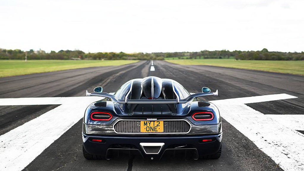Koenigsegg One:1 - Image via The BHP Project