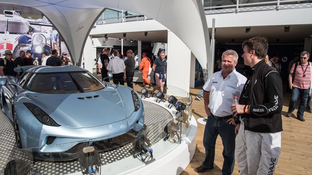Koenigsegg Regera, 2015 Goodwood Festival of Speed