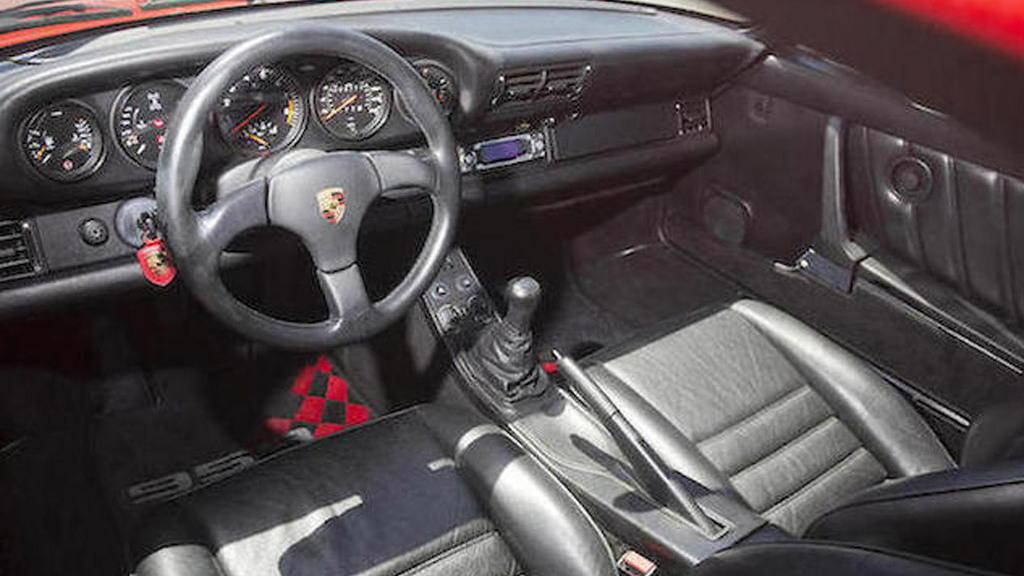 1987 Porsche 959 Komfort - Image via Bonhams