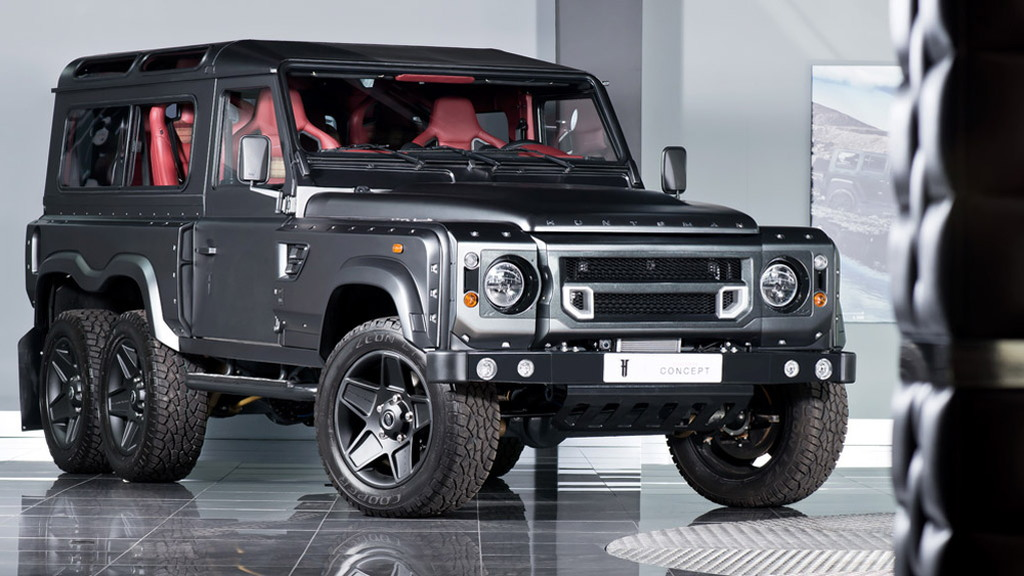 Kahn Design Flying Huntsman 110 WB 6x6