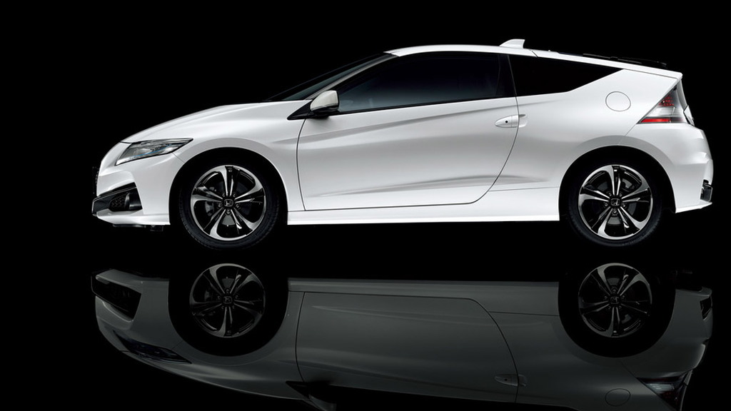 2016 Honda CR-Z (Japanese spec)