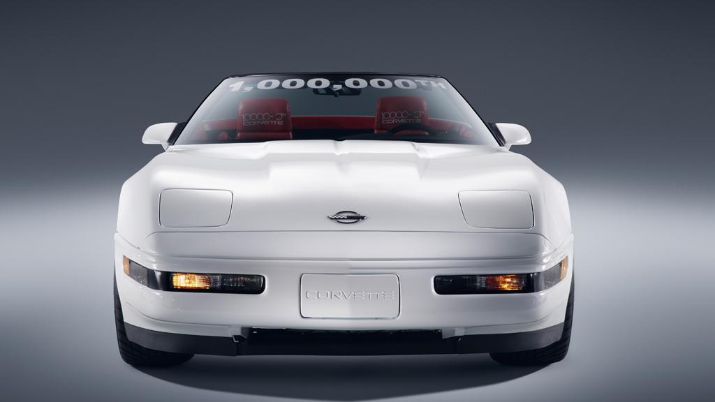 1,000,000th Chevrolet Corvette