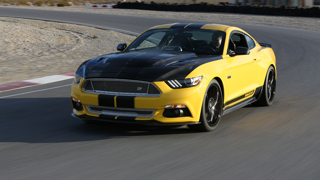 2016 Ford Shelby GT