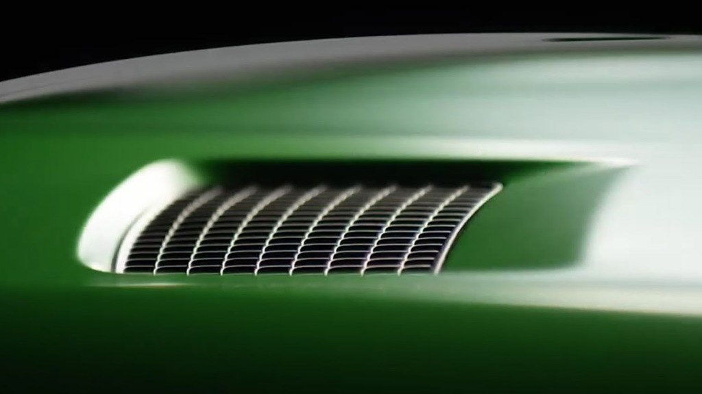 Teaser for 2017 Mercedes-AMG GT R debuting at 2016 Goodwood Festival of Speed