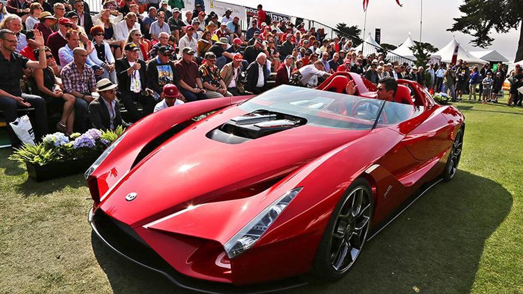 Ken Okuyama Kode57, 2016 Monterey Car Week