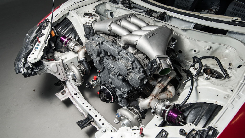 StreetFX Motorsport Toyota 86 with Nissan GT-R engine swap