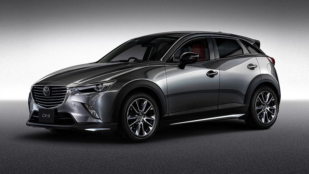 2017 Mazda CX-3 Custom Style concept, 2017 Tokyo Auto Salon