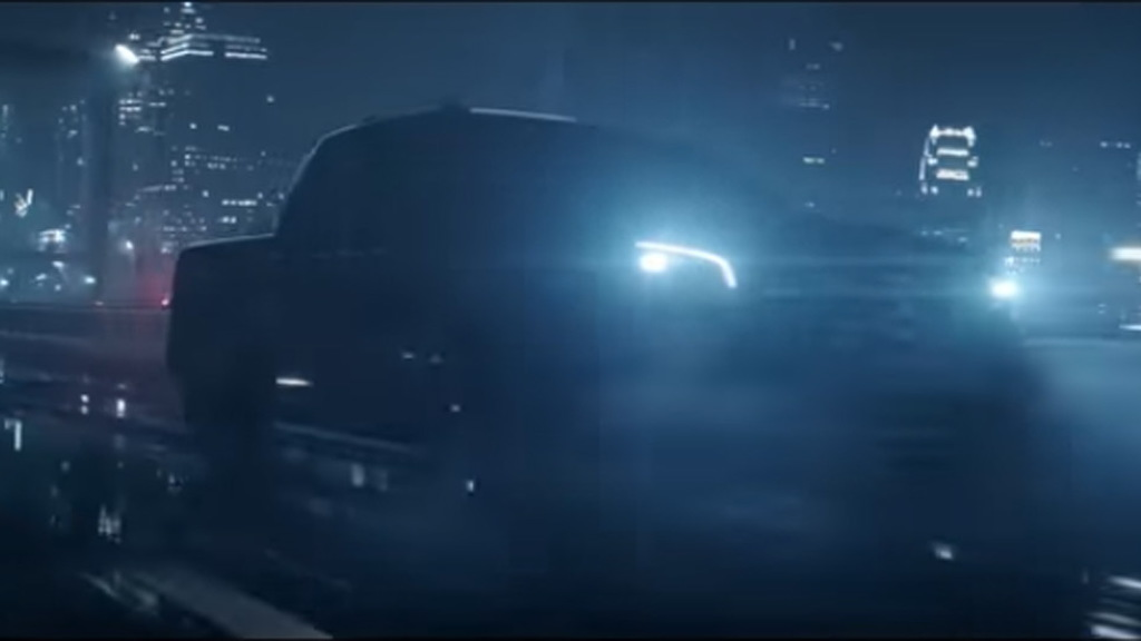 Teaser for Mercedes-Benz X-Class debuting on July 18, 2017