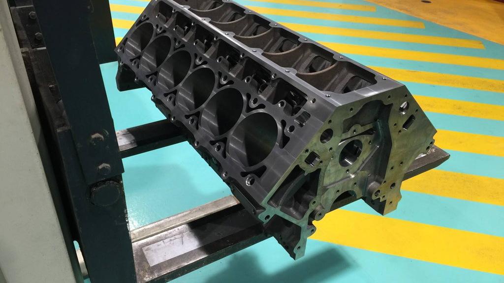 LS-based V-12