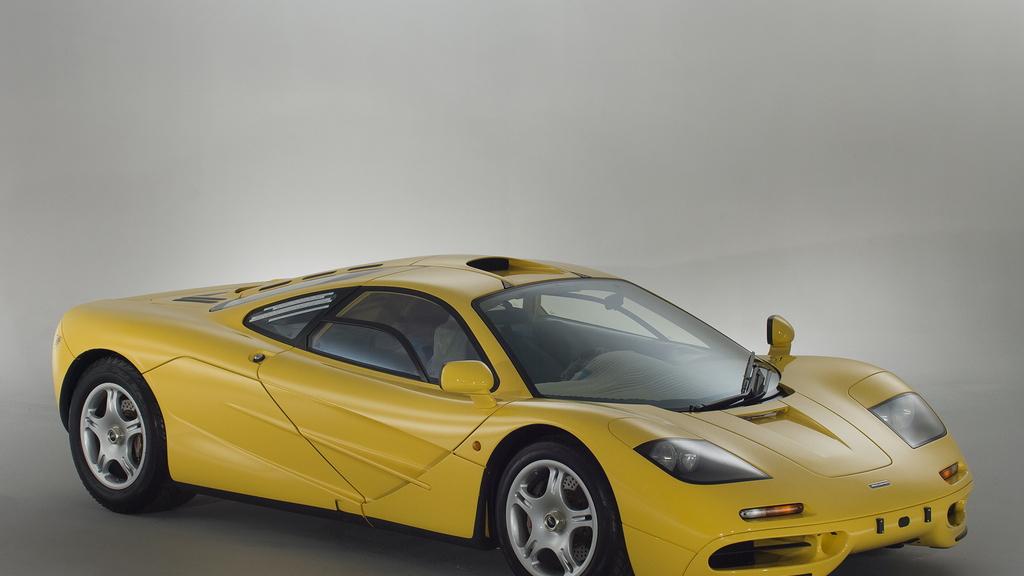McLaren F1 - Image via Tom Hartley Jnr
