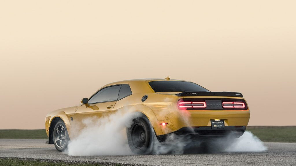 2018 Hennessey HPE1000 Dodge Challenger SRT Demon
