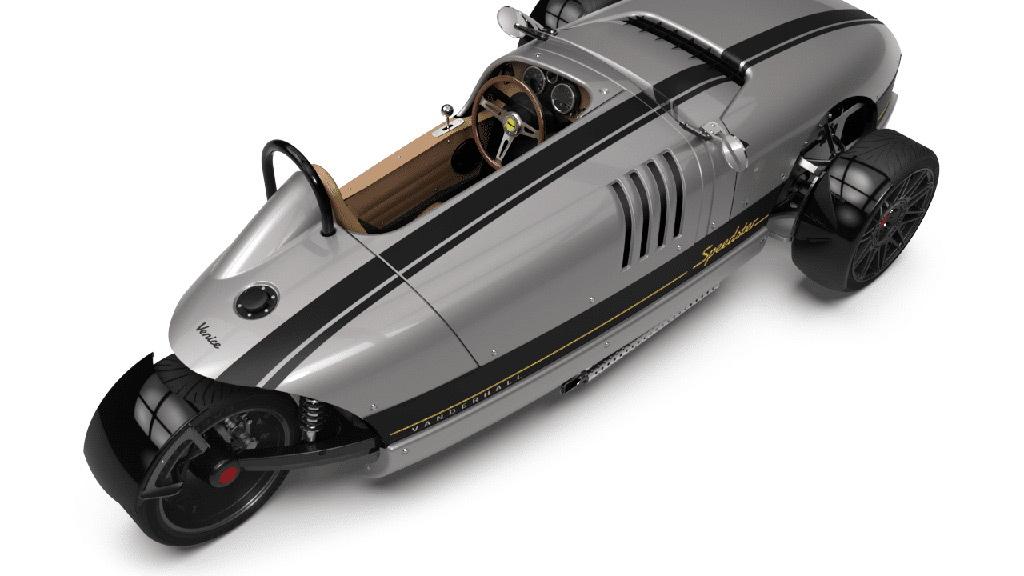 2019 Vanderhall Venice Speedster