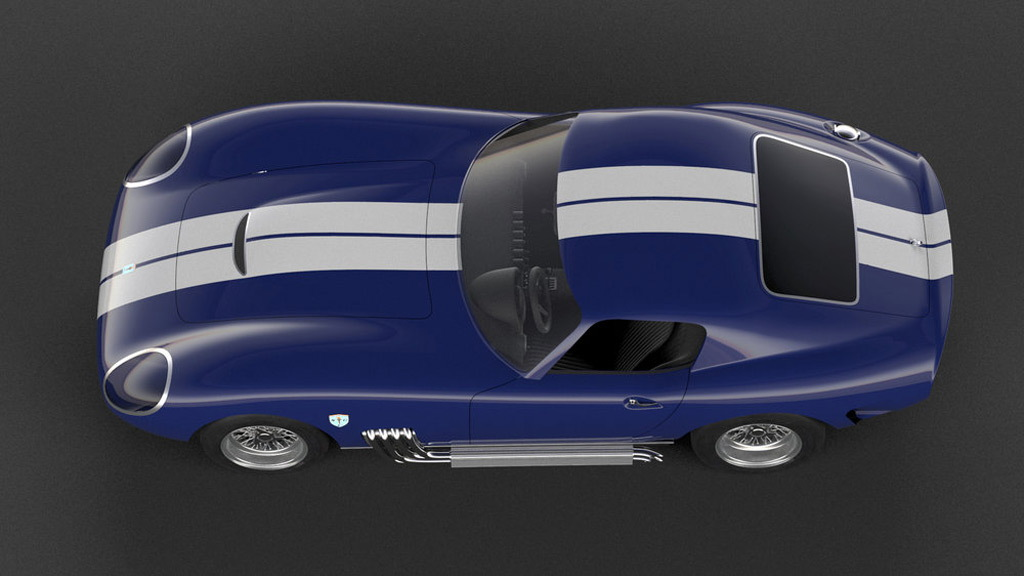 Scuderia Cameron Glickenhaus 006 Coupe