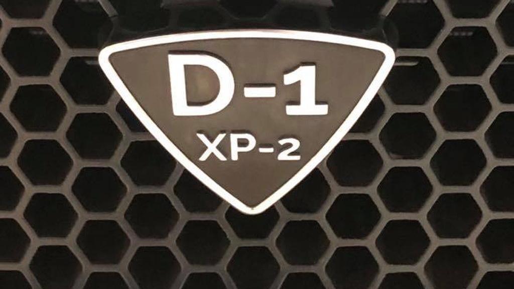 Dendrobium D-1 XP-2 prototype