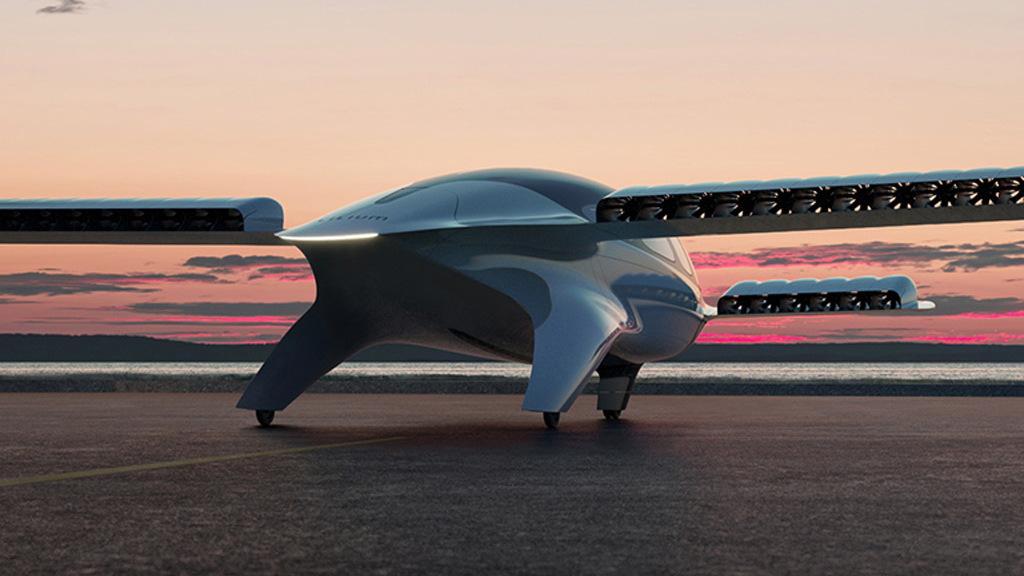 Lilium Jet 7-Seater