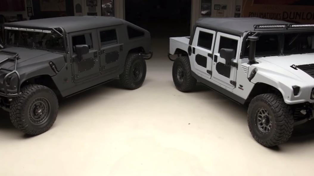 Mil-Spec Automotive on Jay Leno's Garage