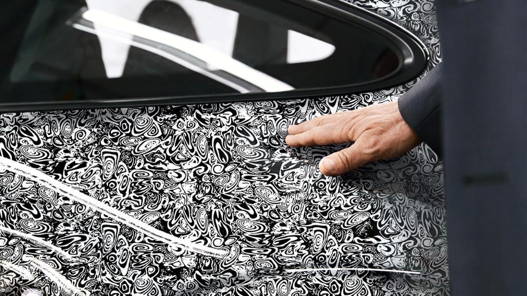 2019 Porsche 911 teaser