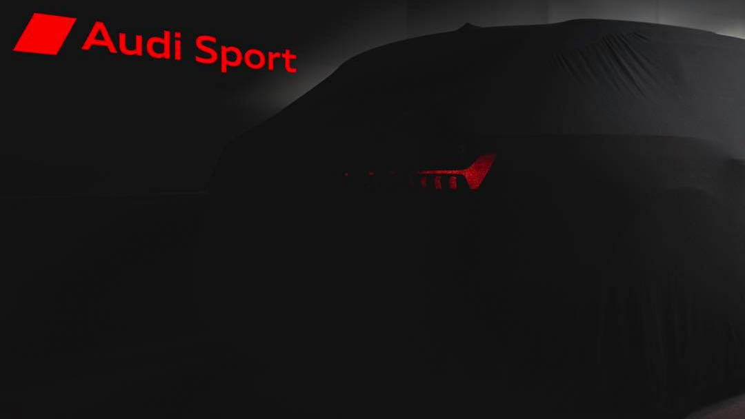 2020 Audi RS 6 Avant teased ahead of September debut