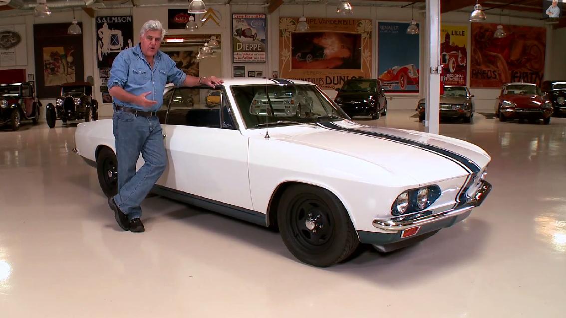 1966 Chevrolet Corvair Yenko Stinger on Jay Leno's Garage
