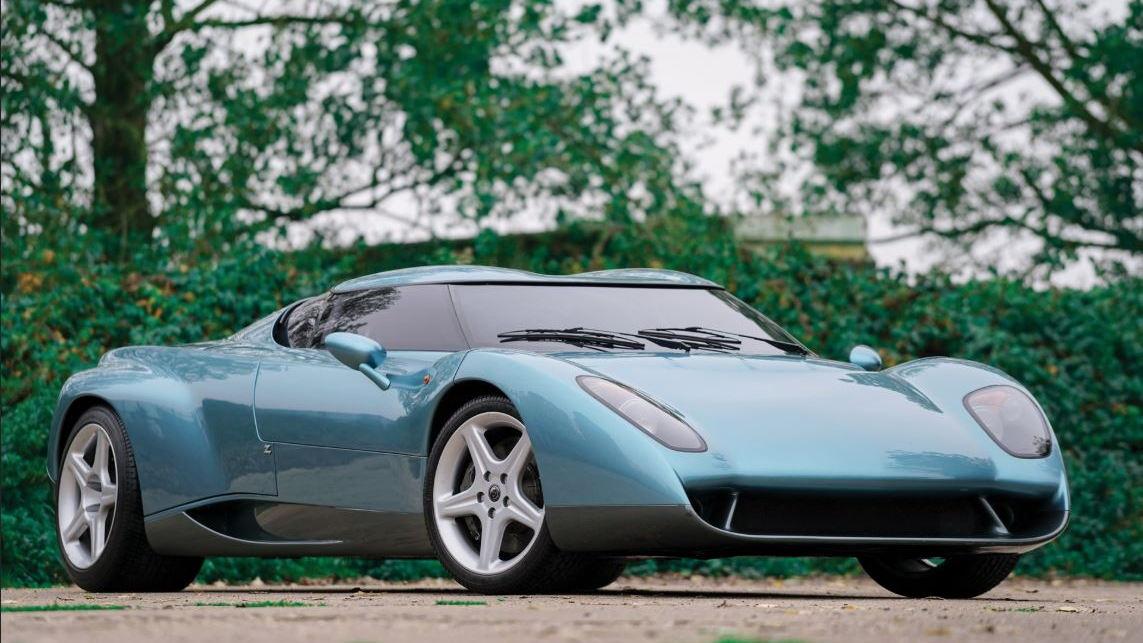 1996 Zagato Raptor Concept