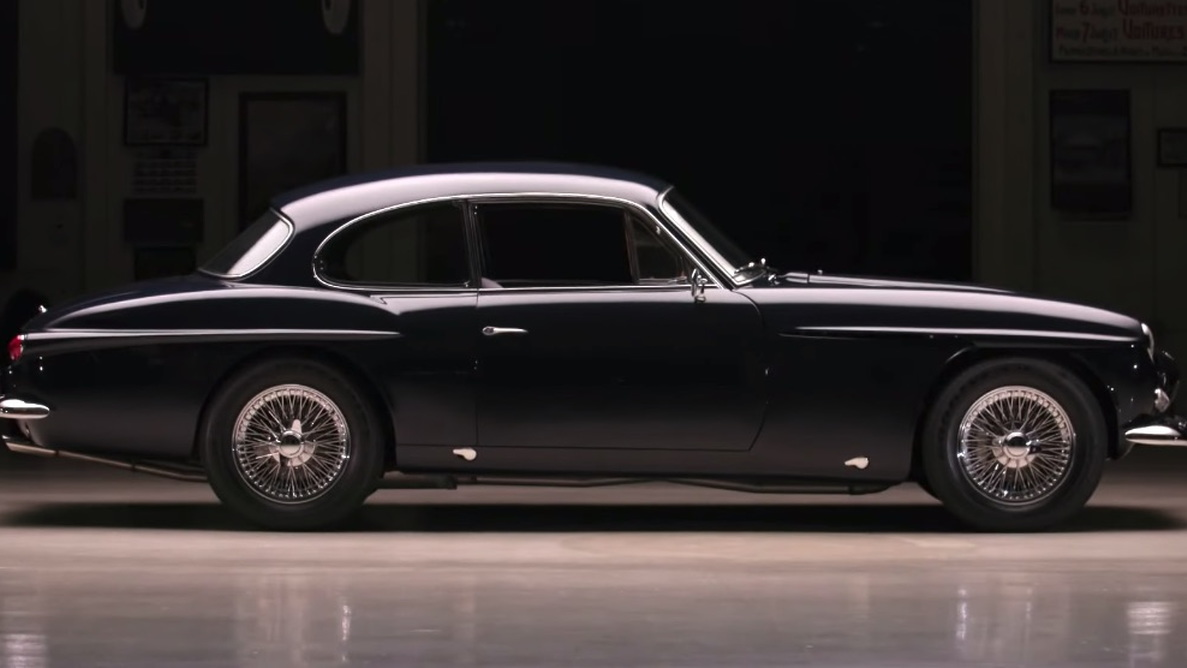 1965 Jensen C-V8 on Jay Leno's Garage