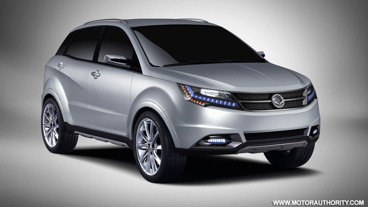 2008 ssangyong c200 crossover concept 007
